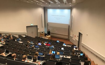 Pep Legal geeft college bij Radboud Universiteit